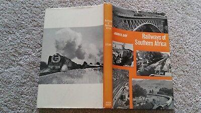 RAILWAYS OF SOUTHERN AFRICA JOHN R DAY  1963  HBACK