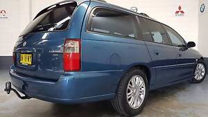 2001 Holden Commodore 7 SEATER  Wagon North St Marys Penrith Area Preview