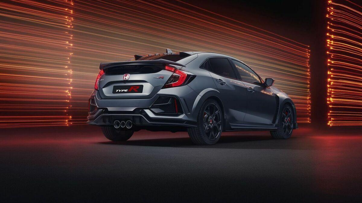 2020 Honda Civic Type R Performance and New Engine