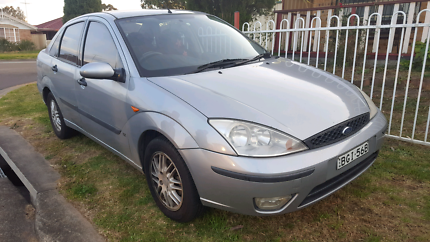 2004 Ford Focus LX - 128***kms 6 months Rego