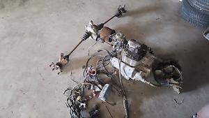 Trx honda 350 engine (buggy, go kart) Rosedale Wellington Area Preview