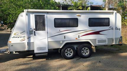 Jayco Sterling Pop Top Caravan Strathdickie Whitsundays Area Preview