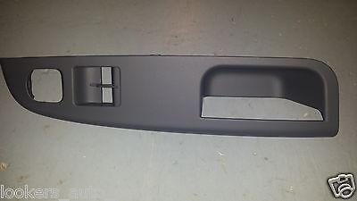 Brand new Genuine Vw Golf Mk 5 DRIVERS Interior door pull handle 2 Door