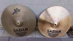 Sabian XS20 Hats Cymbal Auburn Auburn Area Preview