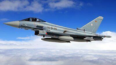 Eurofighter Typhoon Luftwaffe hochwertiges Modell 1:48  in OVP