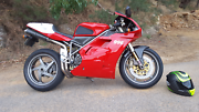 DUCATI 996S 2000 MODEL  (  SOLD  ) Gulfview Heights Salisbury Area Preview