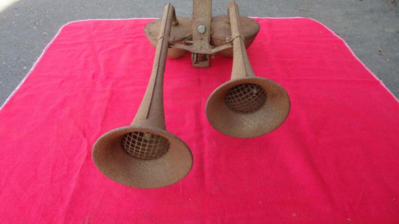Vintage Truck Horn