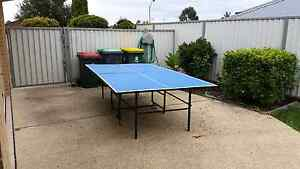 Near new table tennis / ping pong table $50 Maryland Newcastle Area Preview