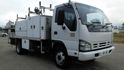 2007 Isuzu Npr400 Service truck Maddington Gosnells Area Preview