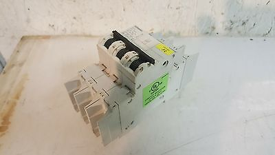 Siemens 3 Pole Circuit Breaker, 20A, 5SJ43, 5SJ4320-8HG42  Used, Warranty