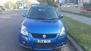 Suzuki Swift Sports 2007 Bexley North Rockdale Area Preview