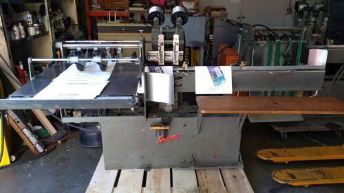 Rosback Model 202-T Stitcher
