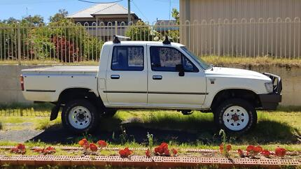 Toyota Hilux 1996 2.8lt Diesel Perth Perth City Area Preview