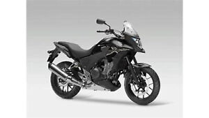 2018 Honda CB500X ABS Black Friday Special
