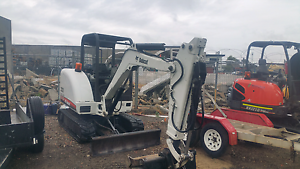 4 Ton excavator Extendable boom Landsdale Wanneroo Area Preview