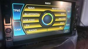 MAKE AN OFFER Touch Screen Radio with Reverse camera