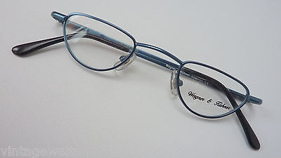 Reading Glasses half Small Glass Shape Extra Wide Nose Area 36-25 (Wide Nose Glasses)