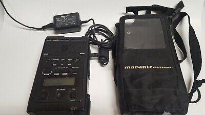 Marantz PMD660 Professional Digital Solid State Portable Recorder Pro Audio ()