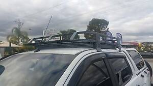 ALLOY ROOF RACKS CUSTOM MADE ALL 4WDS Midvale Mundaring Area Preview