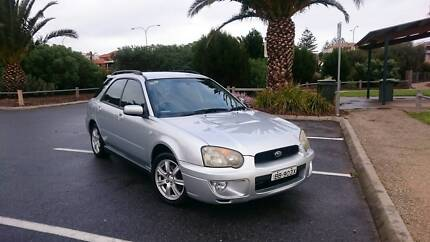 2004 Subaru Impreza Hatchback Grange Charles Sturt Area Preview
