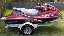 2010 Yamaha FZR Supercharged Jet Ski in great condition FZS Bass Hill Bankstown Area Preview