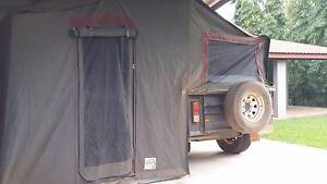 Trackabout 2006 Off Road Camper Trailer Driver Palmerston Area Preview