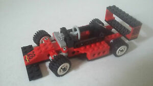 jouet lego technic voiture de course formule 1 set 8808 avec notice ebay. Black Bedroom Furniture Sets. Home Design Ideas