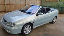 2002 Renault Megane Convertible RDW 6 months rego Brinsmead Cairns City Preview