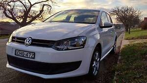 2012 VW Polo Comfortline Diesel 5sp. Selling cheap because I'm Goulburn Goulburn City Preview