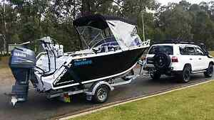 2011 formosa 520 classic mk3 runabout. Killingworth Lake Macquarie Area Preview