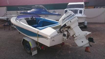 Sportscraft Lancer Ski Boat