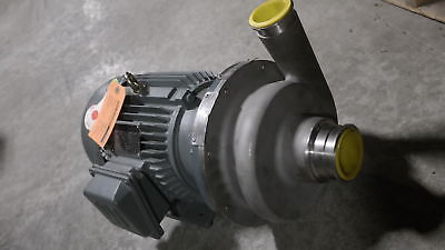 Ampco Centrifugal Stainless Pump W3hp Motor 2.5 X 2 Dc2 - New Surplus