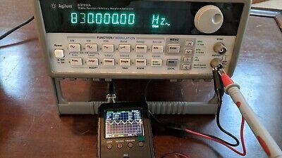 Agilent 33120a 15mhz Function Arbitrary Waveform Generator