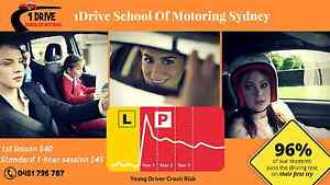1Drive School of Motoring Sydney (Female driving instructor) Bankstown Bankstown Area Preview