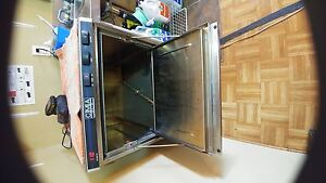 Industrial dish washer and electric grill