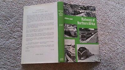 RAILWAYS OF NORTHERN AFRICA JOHN R DAY   HBACK