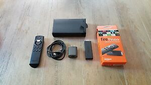Amazon Fire TV Stick 2 (2016). KODI 17 Burnside Burnside Area Preview
