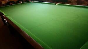 Snooker/Billiards/Pool table New Lambton Heights Newcastle Area Preview