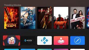 MOVIES TV IPAD APPLE TV IPHONE 11/PRO/PRO MAX XBOX ONE KODI