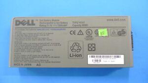 Dell Latitude D810 & Precision M70 80WH 11.1V Laptop Battery D5505 Y4367