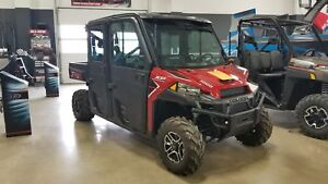 2018 Polaris Industries RANGER CREW® XP 1000 EPS Northstar HVAC