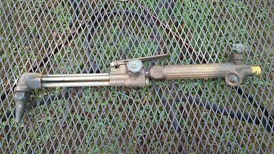 Vintage Oxweld W-17 Welding Cutting Torch