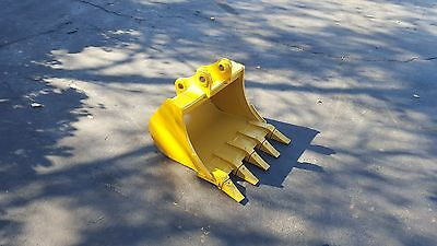 New 24 Caterpillar 302.5c Heavy Duty Excavator Bucket
