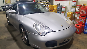 2002 Porsche Carrera 911 3.6L MY03 Cabriolet for  sale Gladesville Ryde Area Preview