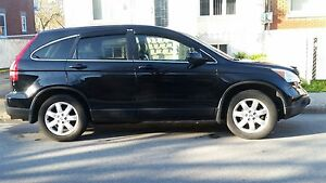 2007 Honda CR-V Sport -Salon en Cuir -Toutes options