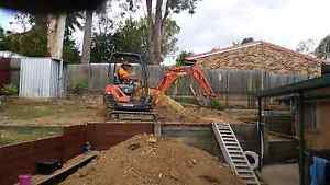 Excavation and retaining walls Eatons Hill Pine Rivers Area Preview