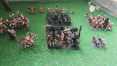 Warhammer Fantasy Horden des Chaos Armee RAR