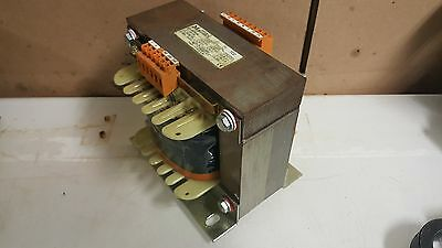 Klockner Moeller STI 1.6/F Transformer, 200-240 V to 24/90/100 V, Used