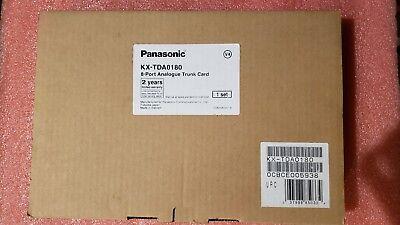 New Panasonic Kx-tda0180 8 Port Loop Start Co Trunk Card Lcot8 Kxtda0180