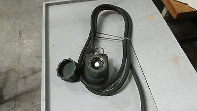 Nato slave connector 24V w/2-pin size 18 circular connector, 10' 600v cable